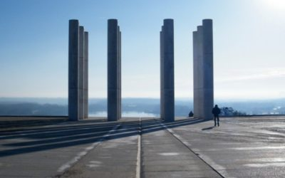 L'association Axe Majeur continue de valoriser l'oeuvre de Dani Karavan