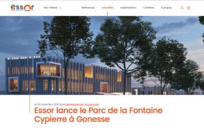 Usine Paul Prédault : une nouvelle vie pour le site gonessien
