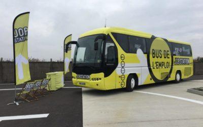 Le bus de l'emploi passe par Cergy le 12 décembre