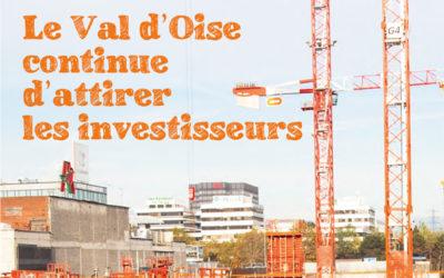 Contact Entreprises : le Val d'Oise continue d'attirer les investisseurs