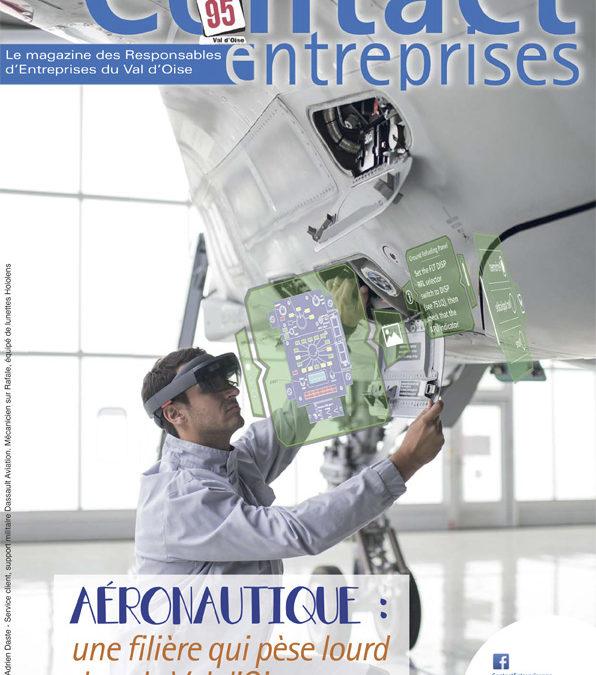 Contact Entreprises : téléchargez le dernier numéro !
