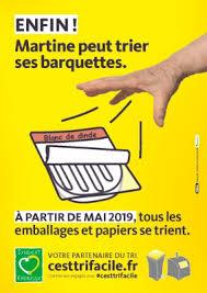 Tri et recyclage : à partir du 1ermai, tous les plastiques se trient sur les 17 communes du Parisis et de Plaine de France