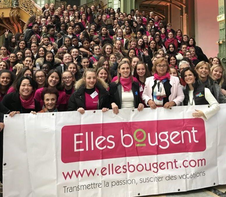 Le département soutient l'association «Elles bougent», en faveur de l'égalité professionnelle femmes-hommes