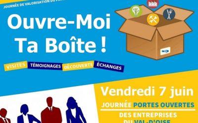 L'opération «ouvre-Moi Ta Boîte !» mobilisera à nouveau les entreprises en juin