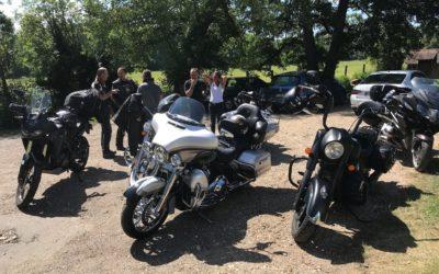 Motos et meules seront à nouveau de sortie cet été