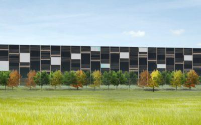 Barjane construit un nouveau site logistique à Louvres