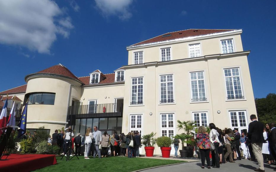 L'Hôpital d'Enfants Margency (HEM) inaugure sa Maison des Parents