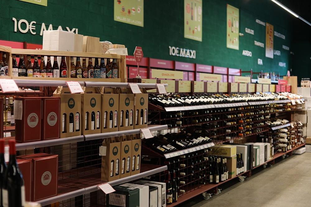 Une boutique la Vignery a ouvert ses portes à l'Aren'Park