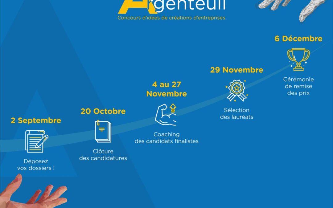 CréArgenteuil : une première édition pour faire émerger les projets
