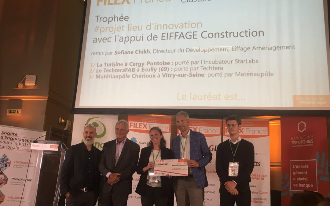 La Turbine et Starlabs remportent les Trophées Clusters