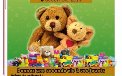 Collectes de jouets : entreprises et associations se mobilisent pour Noël