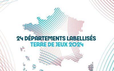 Le Val d'Oise labellisé Terre de Jeux 2024