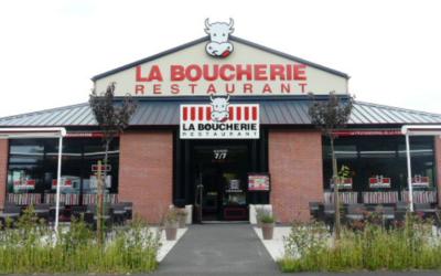 La Boucherie, nouveau restaurant sur la Patte d'Oie d'Herblay