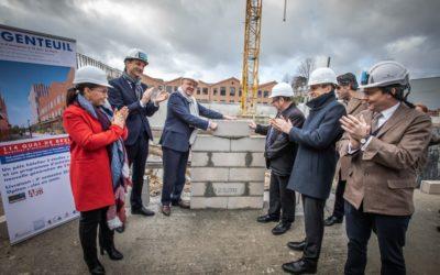 Ateliers 114 (Argenteuil) : le chantier est lancé !