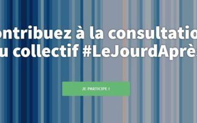 Plateforme #LeJourdApres : Appel de quatre députés du Val d'Oise