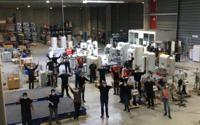 NOVAIR : la production d'oxygène sur site, une voie d'avenir pour l'hôpital