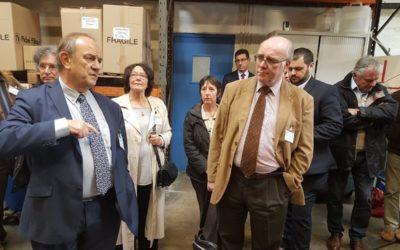 CREE concentre sa production sur les solutions hydroalcooliques