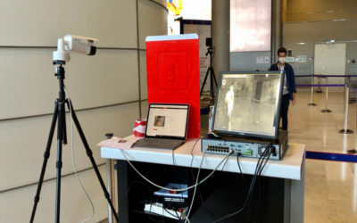 Le Groupe ADP installe des caméras thermiques à l'arrivée des vols internationaux à Paris CDG