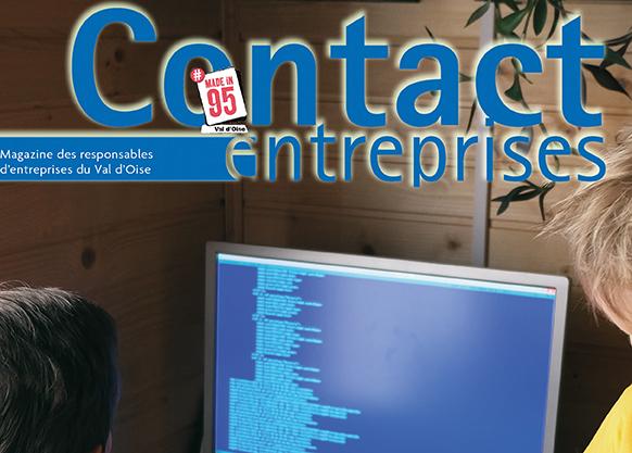 Contact Entreprises: le télétravail s'immisce dans notre quotidien