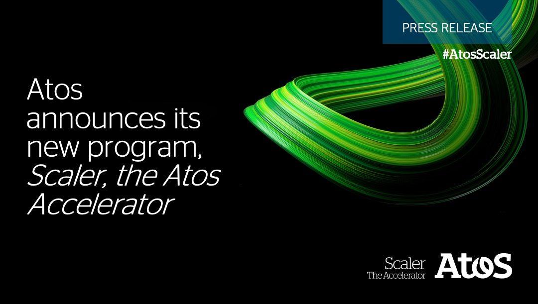 Atos lance son accélérateur à destination des startups et PME