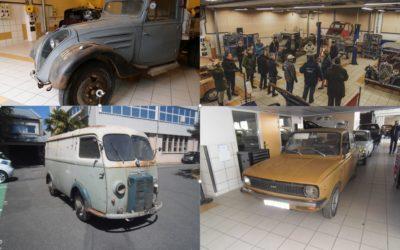 Le GARAC obtient l'habilitation CQP anciens véhicules et historiques