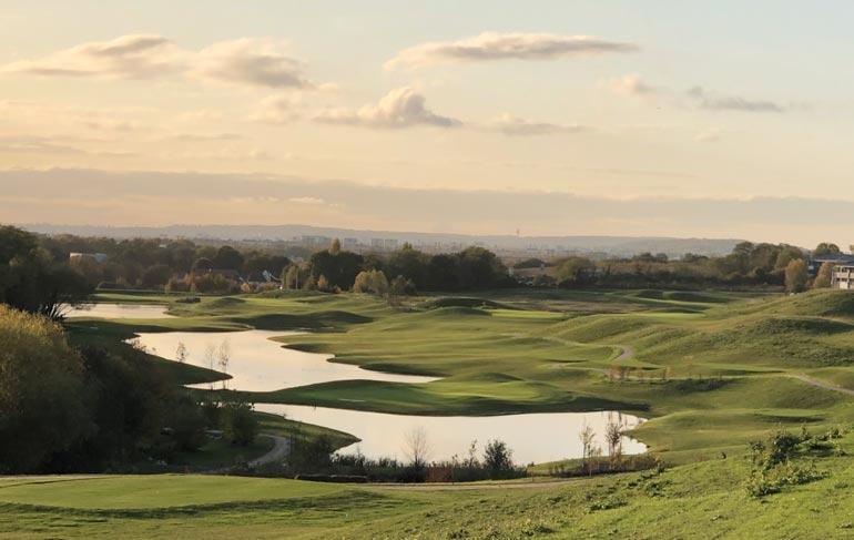 Le Golf International de Roissy a ouvert ses portes le 18 septembre