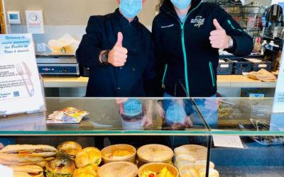 Les Boulangeries Ange ouvrent leurs vitrines aux restaurateurs