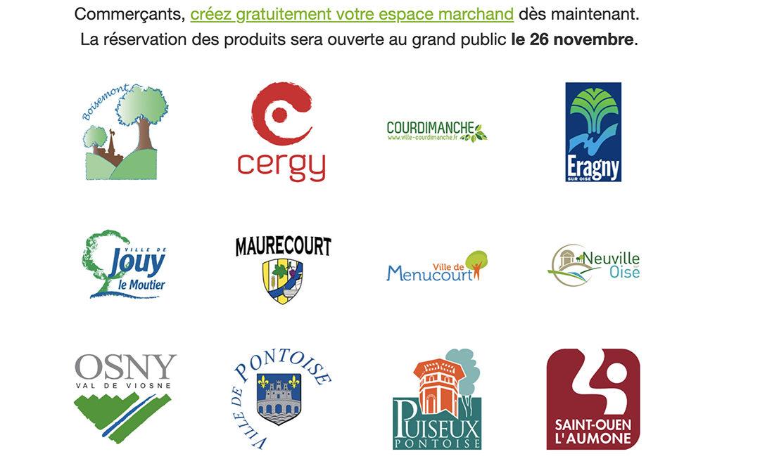 Commerçants, inscrivez vous: Cergy-Pontoise déploie une plateforme de «click and collect»