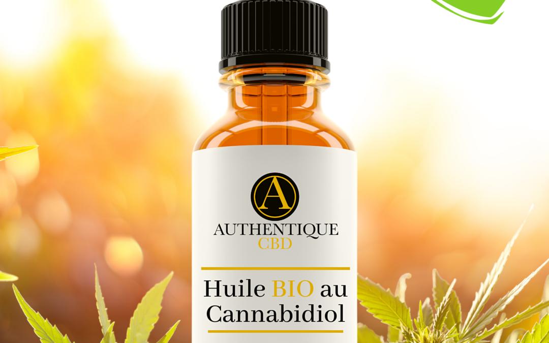 Authentique-CBD lance des huiles au «cannabis légal» !