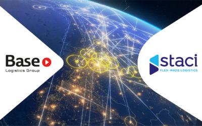 Staci réalise une opération majeureavec l'acquisition du Groupe Base Logistics