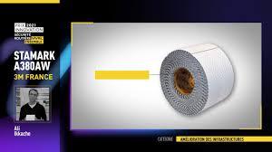 3M remporte le Prix Innovation Sécurité Routière 2021