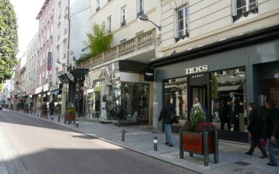 Relance en demi-teinte pour les commerces franciliens