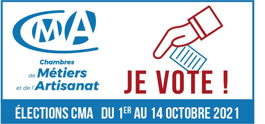 Élections Chambre de Métiers et de l'artisanat : chefs d'entreprises, mobilisez-vous !